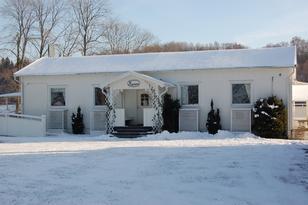 Apartments Rosen im Winter