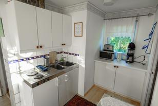 Himmelbungalow Kitchenette