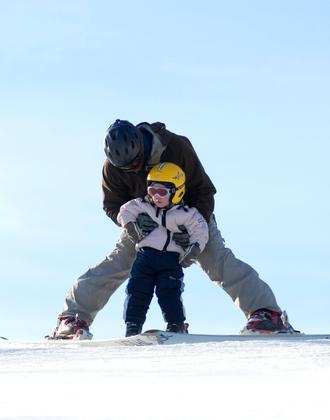 Skifahren für Klein & Groß in Ulricehamn Ski Center