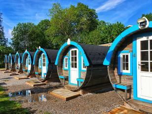 Camping-Fässer Nr.4 bis Nr.10